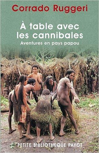 Livre gratuits À table avec les cannibales : Aventures en pays papou epub pdf