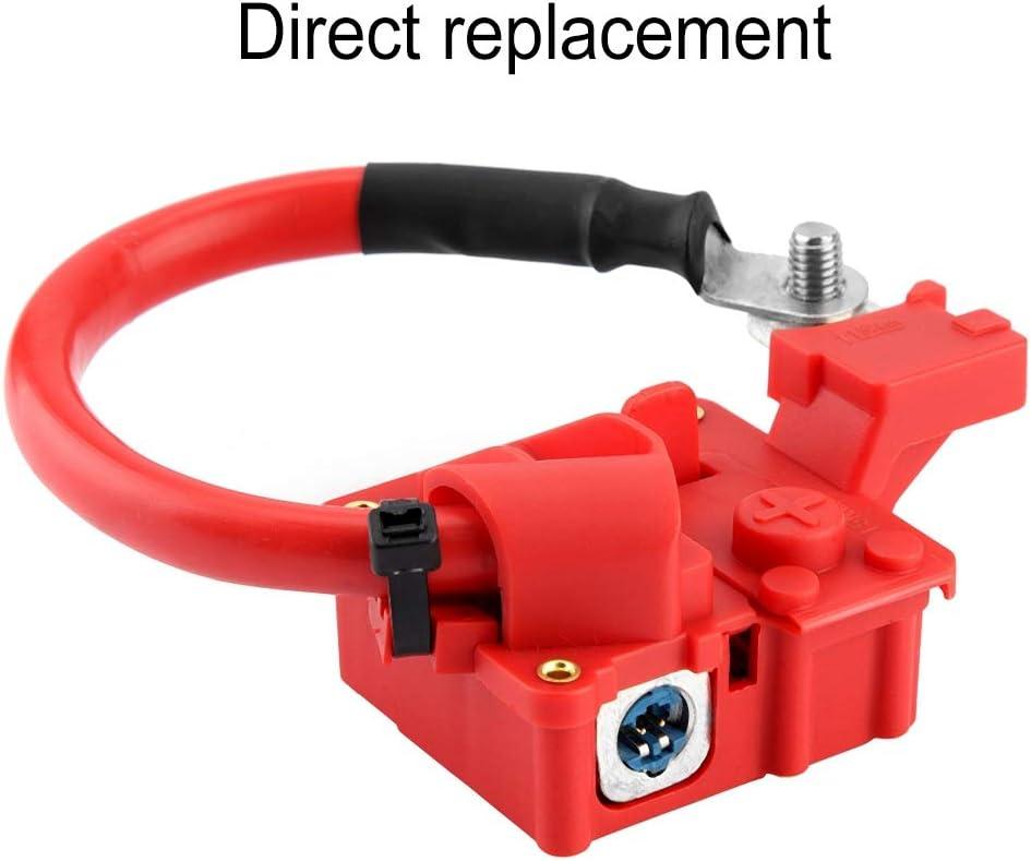 KIMISS Auto Plus cable de bater/ía cable de bater/ía de carro para 1 serie E81 E87 02//2006-12//2011 61129130879 61126988975
