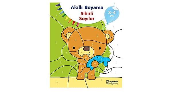 Akilli Boyama Sihirli Sayilar 3 4 Yas Collective