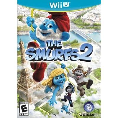 The Smurfs 2 - Nintendo Wii U: Video Games