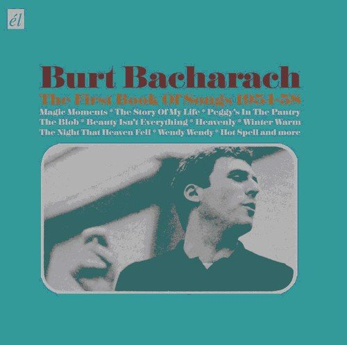 1st Music Book (Burt Bacharach: The First Book of Songs 1954-1958)