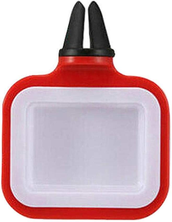Queentres Car Ketchup Stand Sauce Holder for Ketchup Dipping Sauces Portable Dip Holder Saucemoto Dip Clip