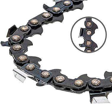 8TEN Chainsaw Chain 20 Inch Bar .050 Gauge 3//8 Pitch 72 DL Stihl Husqvarna