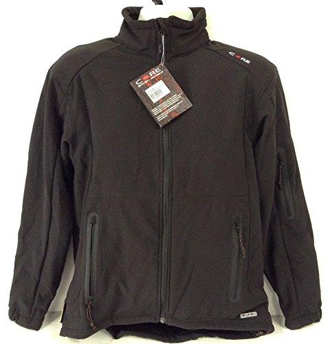 Gerbing's Heated Clothing, Inc CORE Softshell Jacket, Unisex, Black, - Advantage Jacket Soft