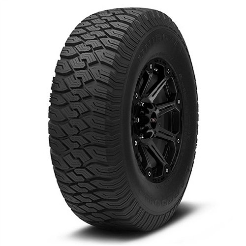 Uniroyal Laredo HD/T Radial Tire - 235/85R16 116Q by Uniroyal