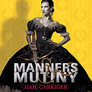 Manners and Mutiny Audiobook