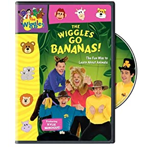 The Wiggles Go Bananas! (2009)