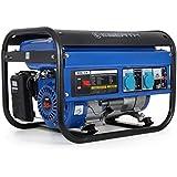 Details zu EBERTH 2200 Watt generatore di corrente a benzina gruppo elettrogeno 4 tempi
