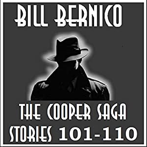 The Cooper Saga 11 (Stories 101-110) Audiobook