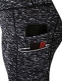 ODODOS Dual Pocket High Waist Workout
