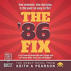 The '86 Fix Audiobook