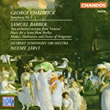Chadwick/Barber: Orchestral Works