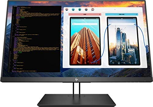 HP Business Z27 2TB68A4 27 inches 4K UHD LED LCD (3840 x 2160) Monitor Black Pearl