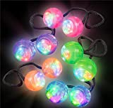 1'' LIGHT-UP FINGER YO-YO, Case of 144