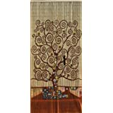 Tree Of Life Beaded Curtain 125 Strands (+hanging Hardware)
