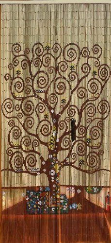 - Tree of Life Beaded Curtain 125 Strands (+hanging hardware)