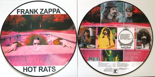 Hot Rats (Picture Disc) (Frank Zappa Hot Rats)