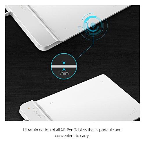XP-Pen G430S OSU Tablet Ultrathin Graphic Tablet 4 x 3 inch Digital