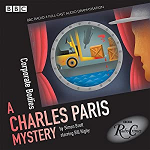 Charles Paris Radio/TV Program