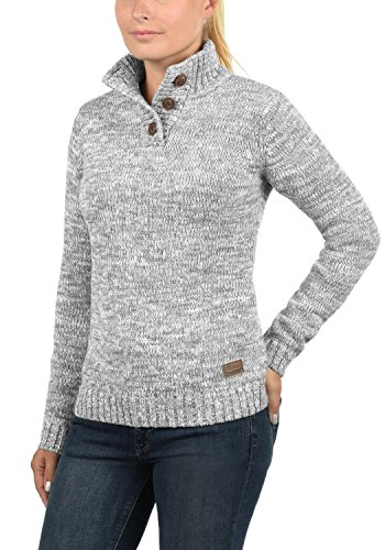Maille Pull Desires 8242 Grey Light Philicita Femme Melange en qtRxAUR