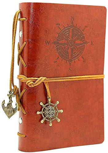 Leather Journal looks vintage great gift