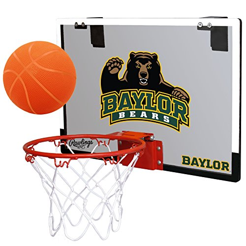 - Rawlings NCAA Baylor Bears Game On Hoop Set, 18 X 12, Green