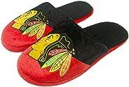 NHL Mens Colorblock Slide Slippers