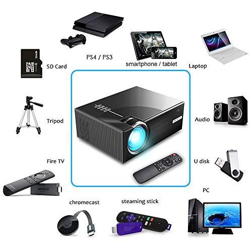 Buy Wifi Projector Ibosi Cheng Wireless Portable Mini Lcd