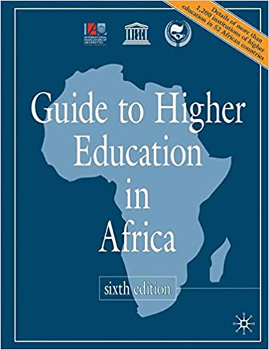 Book Guide to Higher Education in Africa