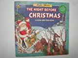 The Night Before Christmas, Clement C. Moore and John Speirs, 0307128881
