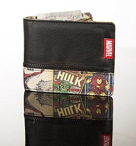 Inside Print Wallet Retro Wallet Inside Print Retro Retro Comics Comics Marvel Marvel nqvAPzqwW