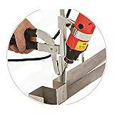 Manual 3D Channel Letters Sheet Metal Bender Bending Machine Tool Grooving Slotting Bender (Enhanced Version), 110V