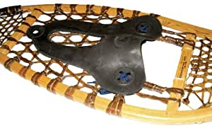 how to choose snowshoe size