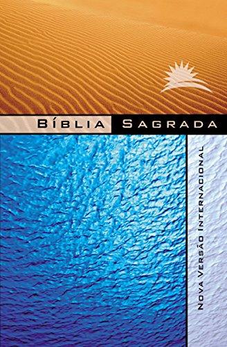 NVI, Portuguese NVI Bible, Paperback: Biblia Sagrada Nova Versao Internacional (Portuguese Edition) (Best English To Portuguese Translation)