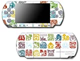Monster Hunter 4 Ultimate Generations Stories Video Game Vinyl Decal Skin Sticker Cover for Sony PSP Playstation Portable Slim 3000 Series System