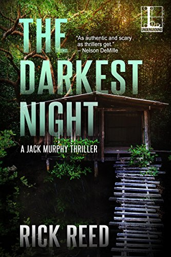 The Darkest Night (A Jack Murphy Thriller) cover