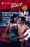 Download Nobody Does It Better (Lust in Translation) in PDF ePUB Free Online