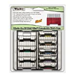 3379 Stainless Steel Attachment Guide Combs for 5 in 1 Blades by Wahl Professional Animal, My Pet Supplies