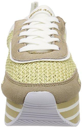 Jeans Versace Atlantic Donna Blu Scarpa Sneaker rrdTCwq
