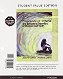 img - for Characteristics of Emotional and Behavioral Disorders of Children and Youth, Student Value Edition (10th Edition) book / textbook / text book