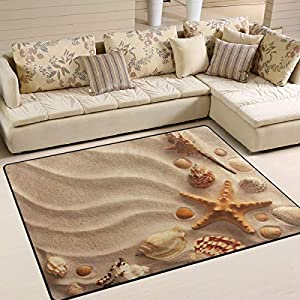 51KlCrVEULL._SS300_ Starfish Area Rugs For Sale