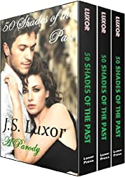50 SHADES OF THE PAST: BOXED SET: A Parody
