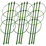 Sunnyglade Plant Support Cages 18 Inches Plant