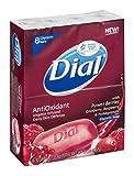power berries dial - Dial AntiOxidant Power Berries Glycerin Soap Bars, Pack of 8