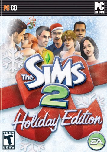 The Sims 2 Holiday Edition - PC (Christmas Pack Sims 2 Party)