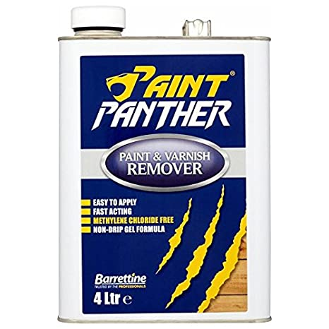 Paint Panther - Paint & Varnish Remover 1L Barrettine