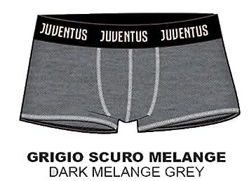 Boxer Juve Juventus officiel Gris Enfant Garçon Sous-vêtement 12050jugr,  Comme dans la photo c1313a587279