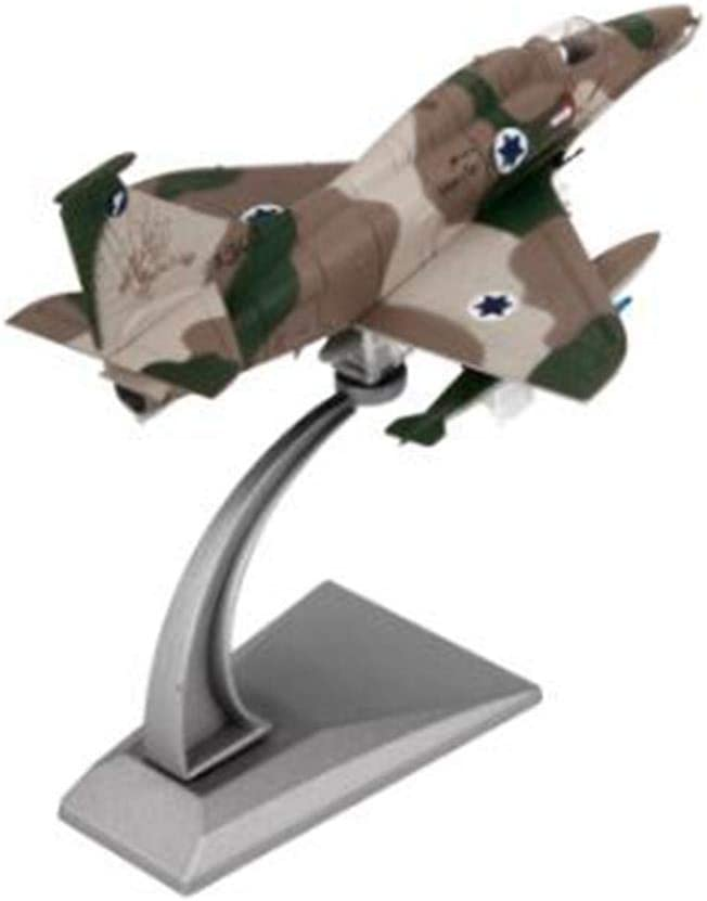 1/72 Scale Military IAF Douglas A-4 Skyhawk Fighter Diecast Metal Plane Model Toy For Collection Gift Kids