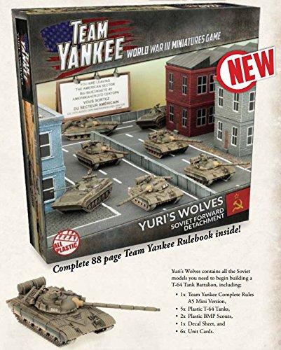 TSUAB3 Team Yankee - Yuris Wolves Battlefront