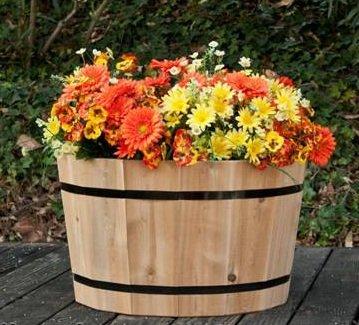 barrel tub - 5